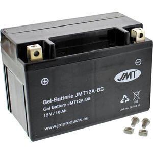 Batteria di accensione JMT YT12A-BS gel 12V-10Ah
