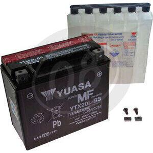 Batteria di accensione Yuasa YTX20L-BS 12V-18Ah