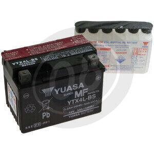 Batteria di accensione Yuasa YTX4L-BS 12V-3Ah