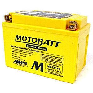 Batteria di accensione MotoBatt MBTZ14S 12V-11.2Ah