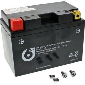 Battery 6-ON YTZ14S 12V-11.2Ah