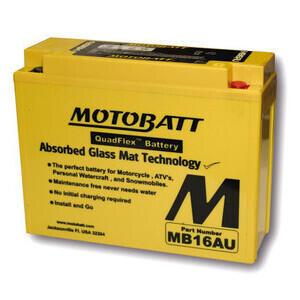 Batteria per Ducati Monster 900 sigillata MotoBatt 12V-20.5Ah
