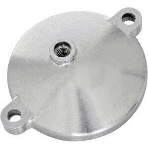 Carburetor diaphragm cover Dell'Orto PHF 30-36 alloy CNC