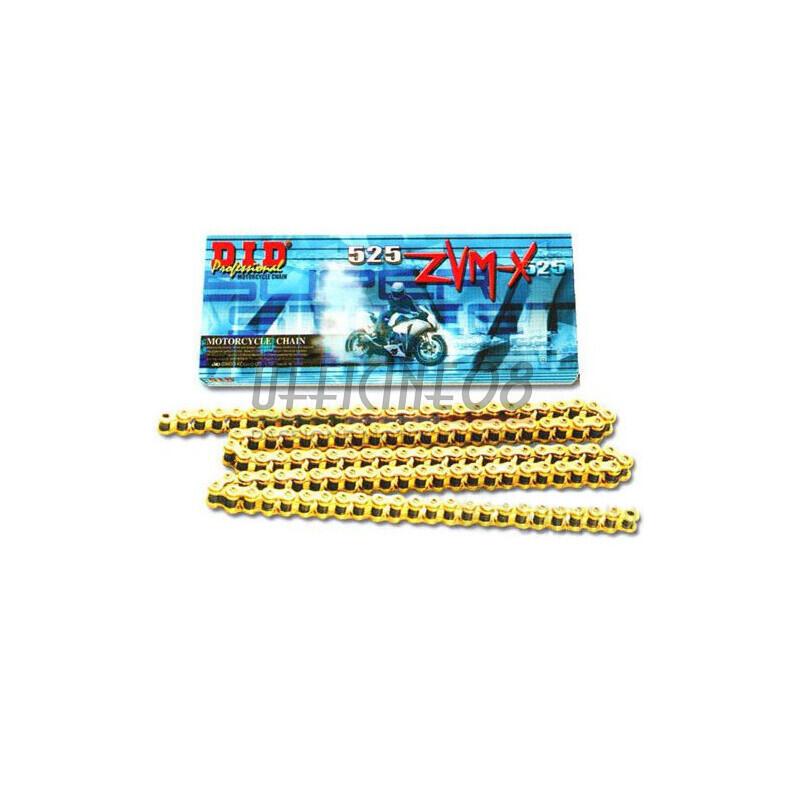 Chain 525 ZVMX 108 links DID