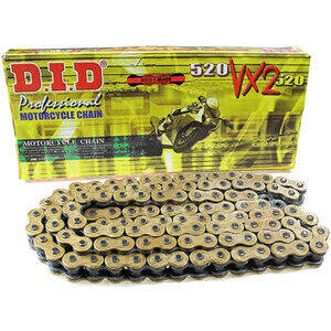 Chain 520 VX2 106 links DID
