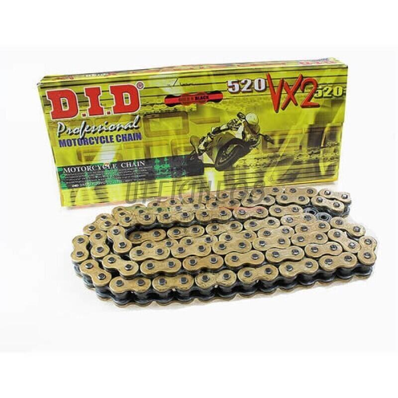 Catena 520 VX2 108 maglie DID