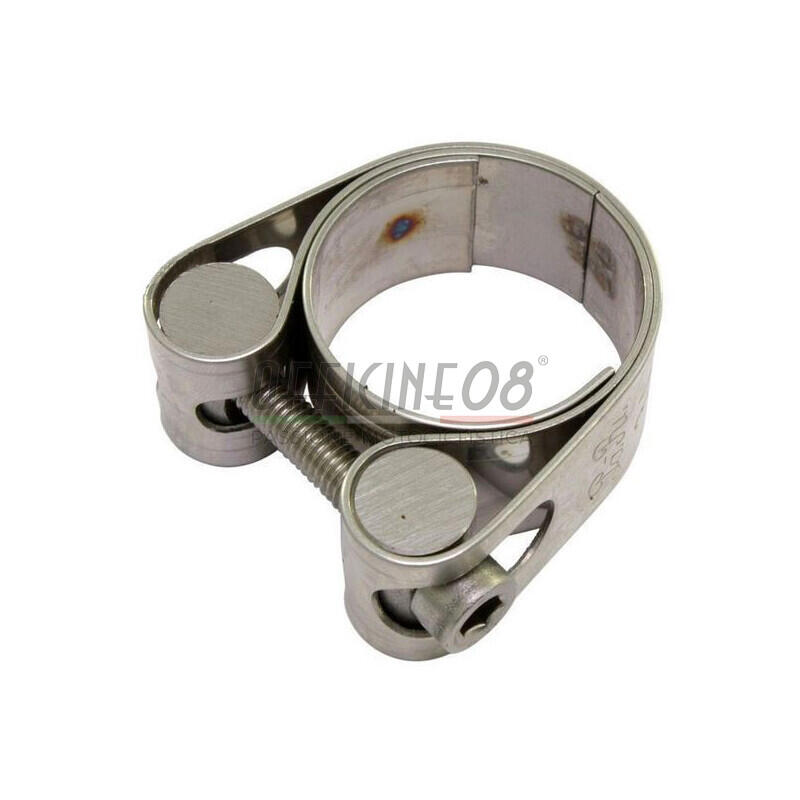 sc 1 st  Officine08.com & Exhaust pipe clamp 40-43mm