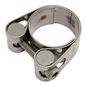 Fascetta fissaggio collettori 40-43mm