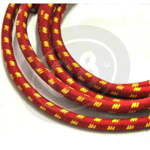 Cavo candela 7mm sterlingato rosso/giallo - Foto 2