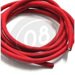 Cavo candela 7mm sterlingato rosso - Foto 2