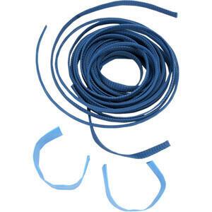 Kit guaine cavi elettrici blu