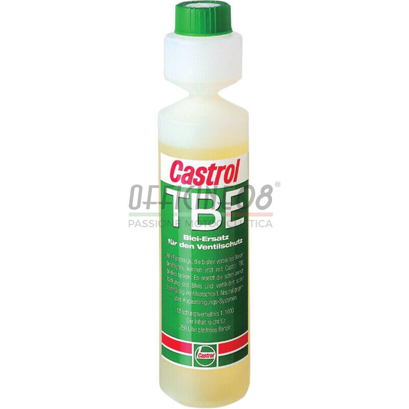 Additivo benzina verde Castrol 250ml