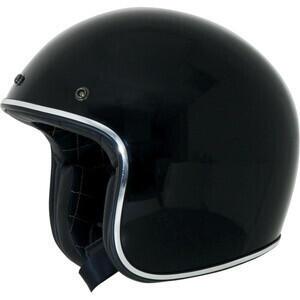 Helmet AFX Vintage black polish