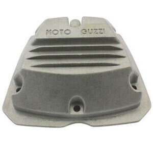 Cylinder head cover Moto Guzzi Serie Piccola 2V satin