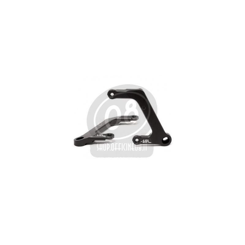 Halogen headlight LSL Urban kit 43mm black - Pictures 3