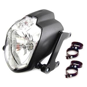 Halogen headlight LSL Urban kit 43mm
