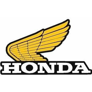 Sticker Honda left