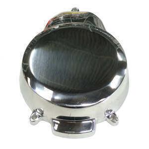 Cover carter accensione per Moto Guzzi Serie Piccola alluminio