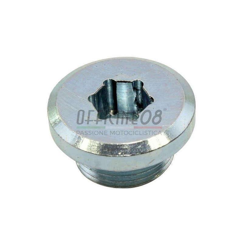 Bullone olio M20x1.5 cromo