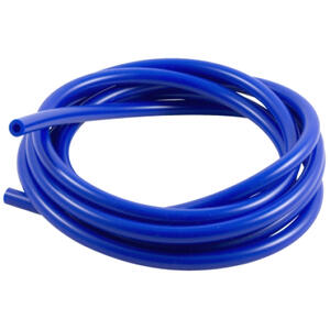 Carburetor vent hose 3x7mm blue