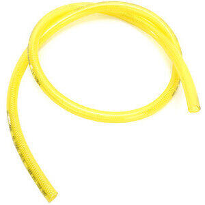 Fuel hose 6x10mm high pressure yellow