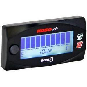 Indicatore livello benzina digitale Koso Mini3