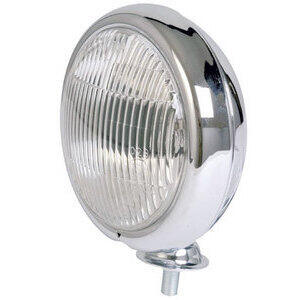 Additional halogen foglight 4.5'' chrome