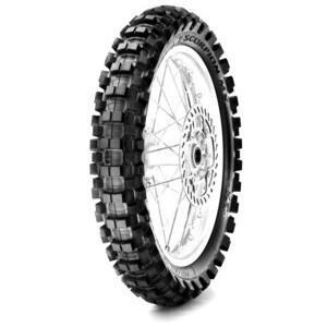 Tire Pirelli 120/90 - ZR19 (66M) MX Extra rear