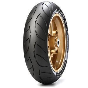 Tire Metzeler 190/55 - ZR17 (75W) Sportec M7 rear