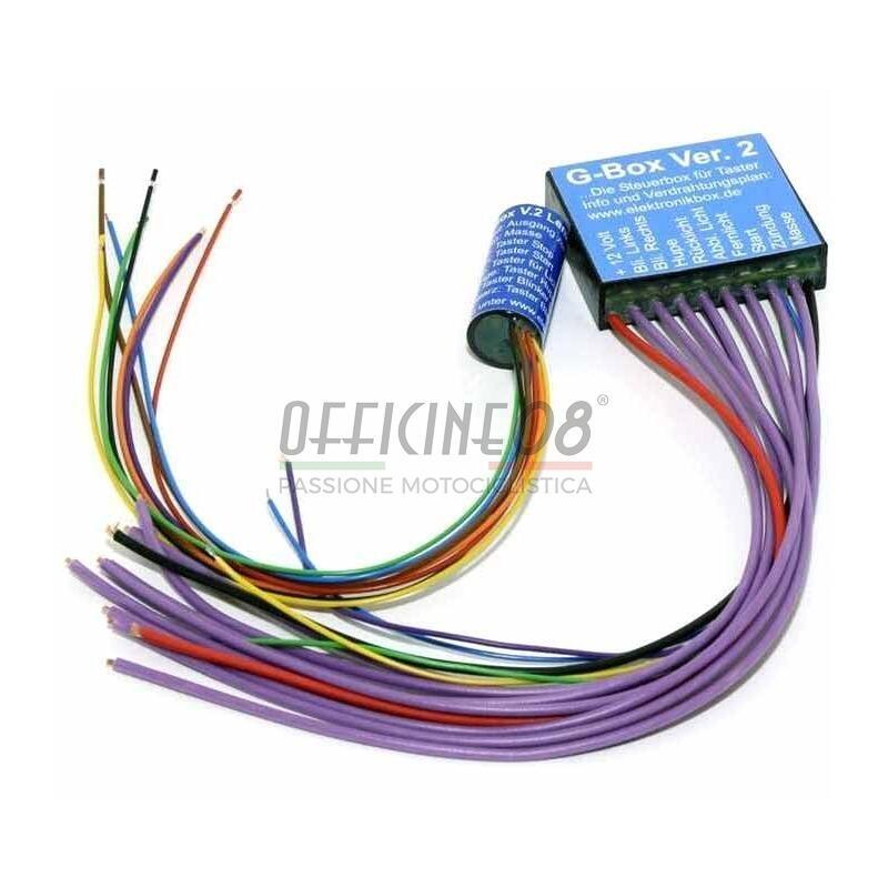 Unità di controllo Electronic Box Version G