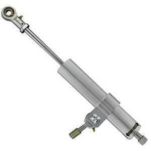 Ammortizzatore di sterzo Shindy 90mm grigio