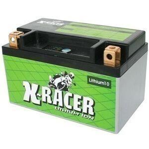 Li-Ion battery Unibat X-Racer1 12V-120A, 8Ah