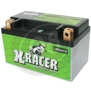 Li-Ion battery Unibat X-Racer8 12V-180A, 15Ah