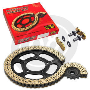 Chain and sprockets kit Ducati Monster 600 '95-'99 Regina