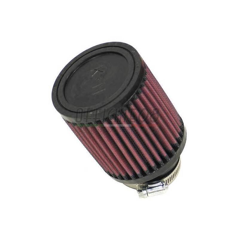 Filtro a trombetta 52x152mm cilindrico inclinato 10° K&N