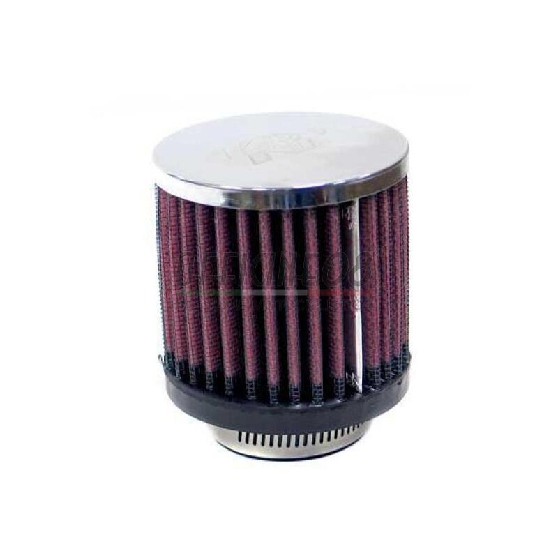 Filtro a trombetta 40x76mm cilindrico K&N