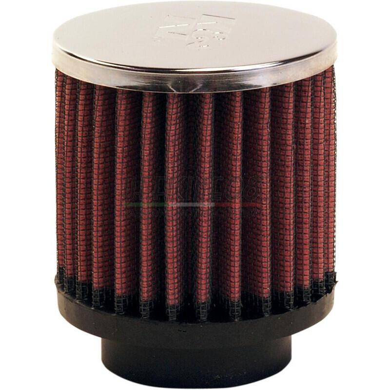 Filtro a trombetta 43x76mm cilindrico K&N