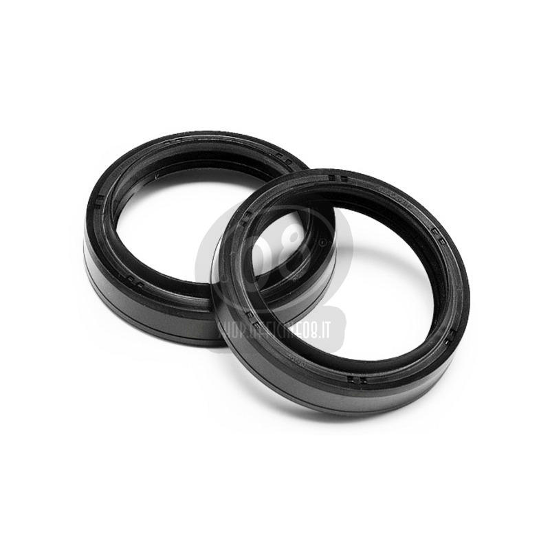 Fork oil seals Honda CB 125 J 27x39x10.5mm Ariete pair