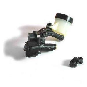 Pompa freno Nissin 14mm serbatoio separato corpo anteriore
