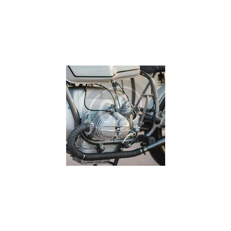 Coperchio distribuzione per BMW R 45 satinato - Foto 2