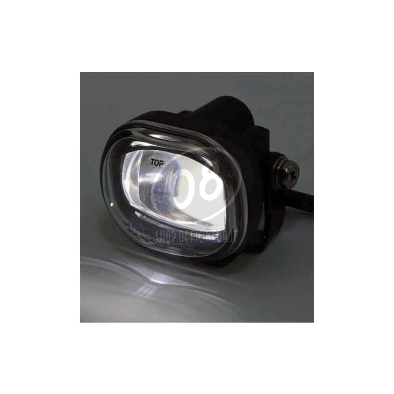 Additionial led foglight Highsider Oval micro - Pictures 3