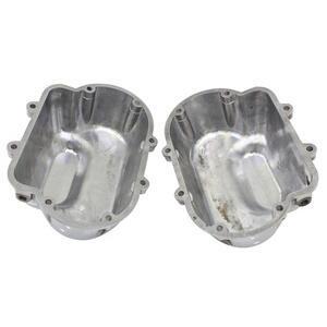 Coperchio distribuzione per Moto Guzzi 850 T lucido coppia - Foto 2