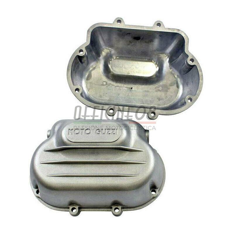 Coperchio distribuzione per Moto Guzzi 850 T satinato coppia