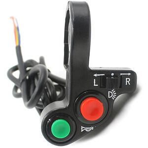 Left handlebar switch Sport