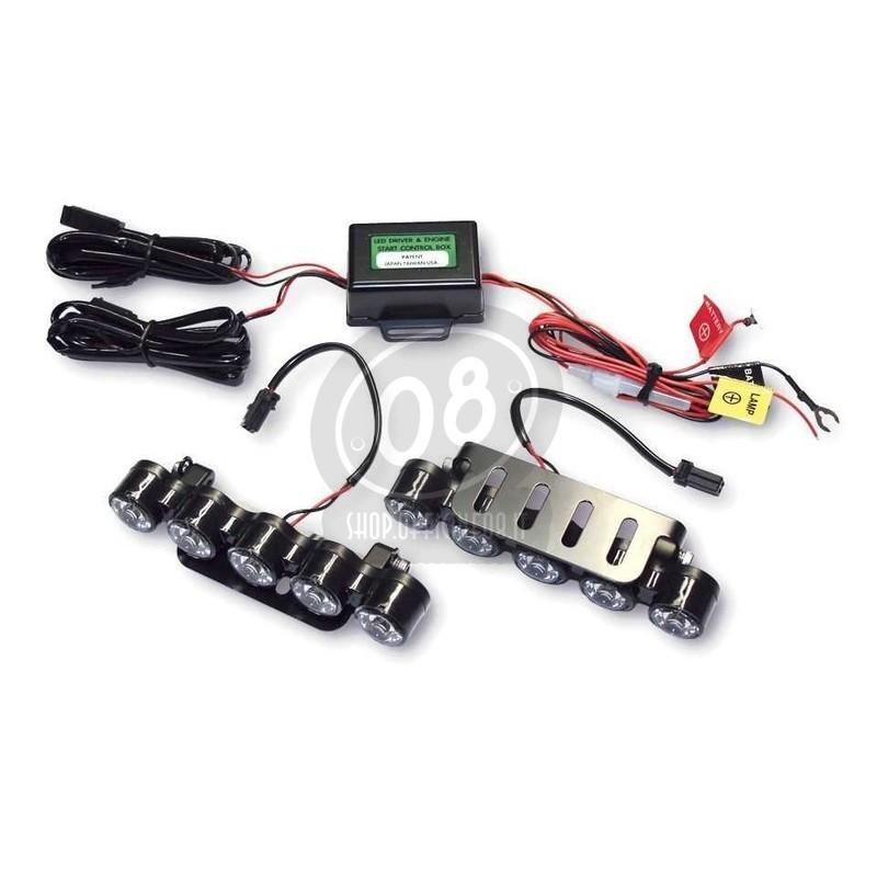 Additionial led headlight kit Diurne Power - Pictures 2