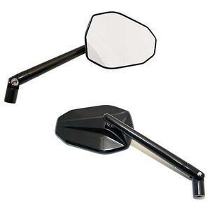 Coppia specchietti retrovisori Highsider Sport
