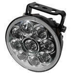 Additionial led headlight Highsider ABS daylight