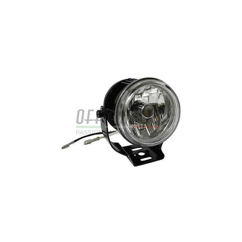 Additionial halogen foglight Round mini