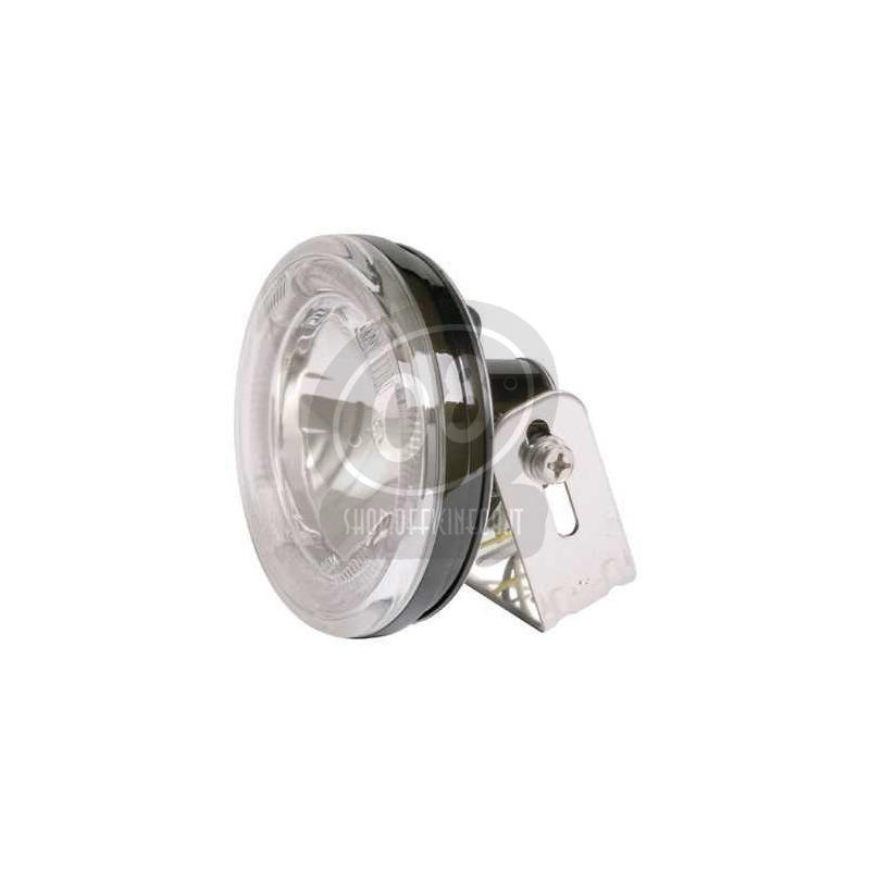 Additionial halogen foglight Round