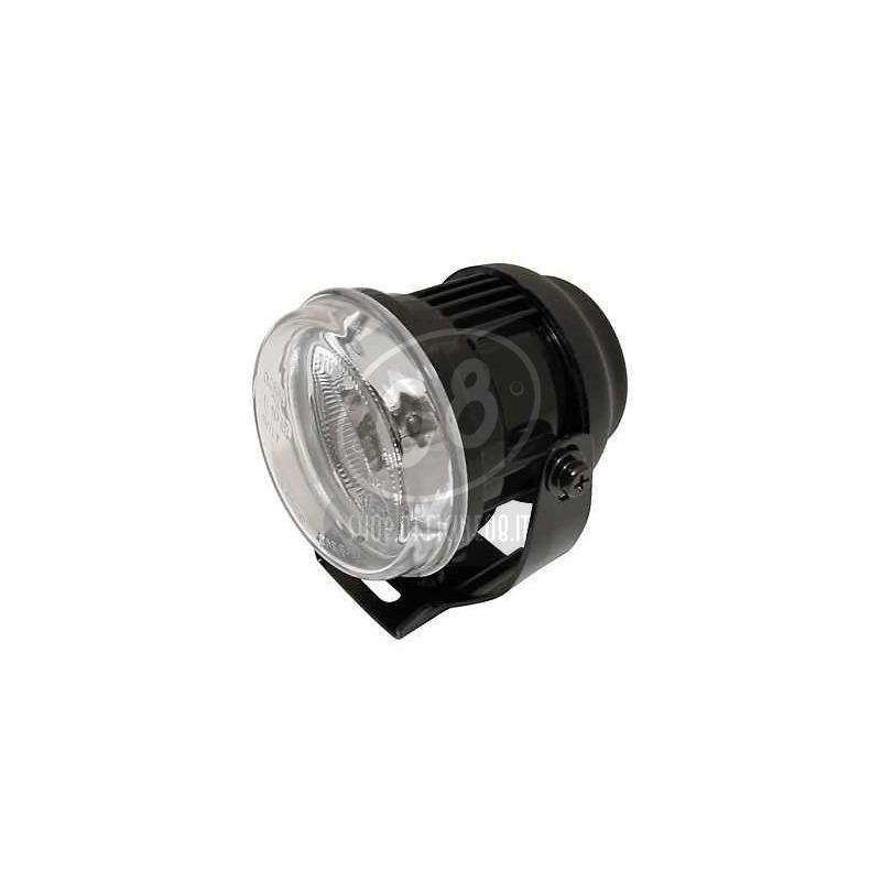 Additionial halogen headlight Round mini high beam - Pictures 3